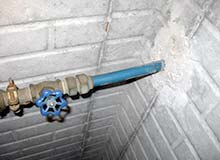Replacing polybutylene water supply lines