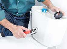 We fix all brands and styles of toilets.